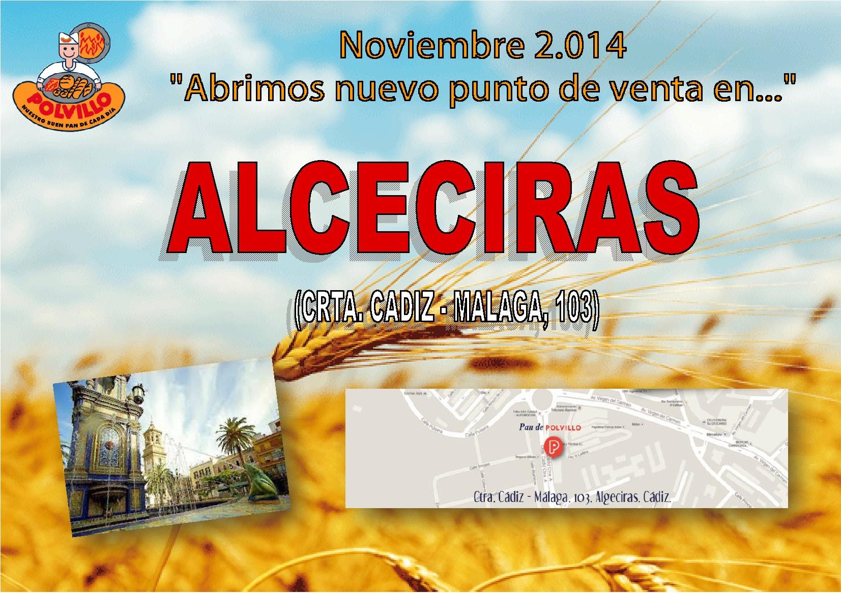 Apertura Algeciras, carretera cadiz-malaga