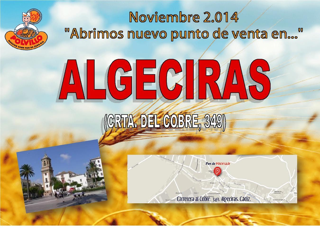 Apertura Algeciras, Carretera del Cobre