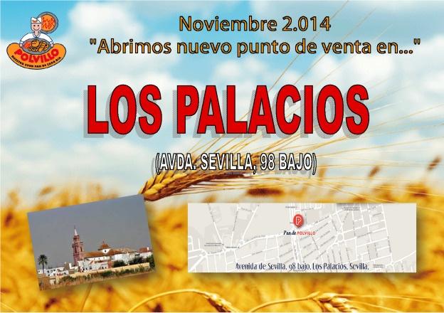 Apertura Los Palacios, avenida sevilla