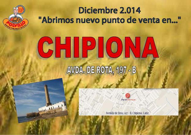 Apertura polvillo chipiona, avenida de rota, 197 - b