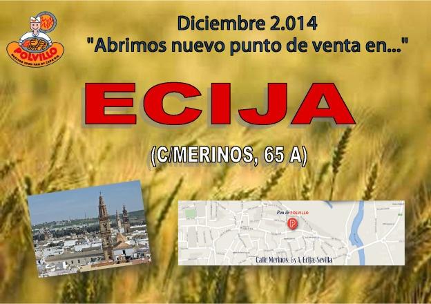 Apertura Ecija, Calle Merinos, 65 A