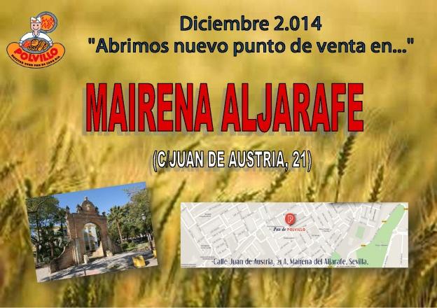 Apertura Mairena del Aljarafe, Calle Juan de Austria, 21