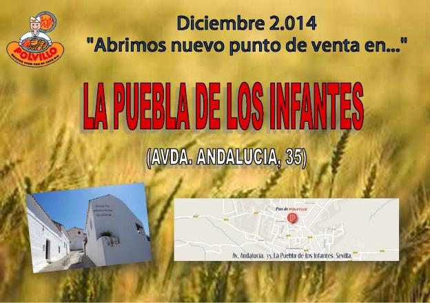 Apertura Puebla de los Infantes, Avda Andalucia, 35