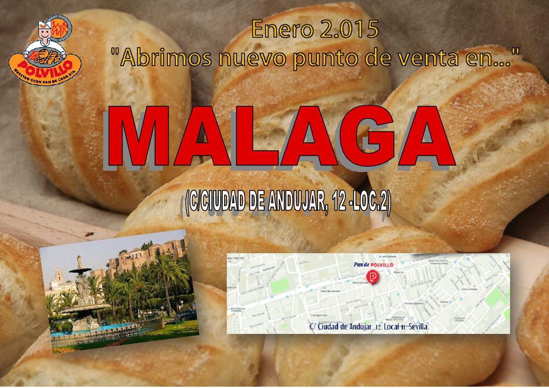 Apertura Malaga, calle ciudad de andujar 12