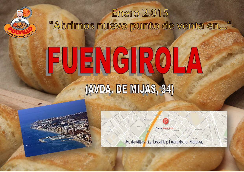 franquicia panaderia fuengirola polvillo