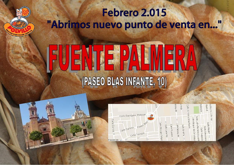 franquicia panaderia fuente palmera