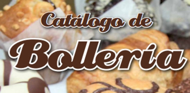 Catálogo bolleria