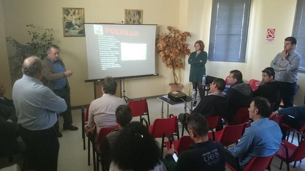 Presentacion Don Fernando Polvillo