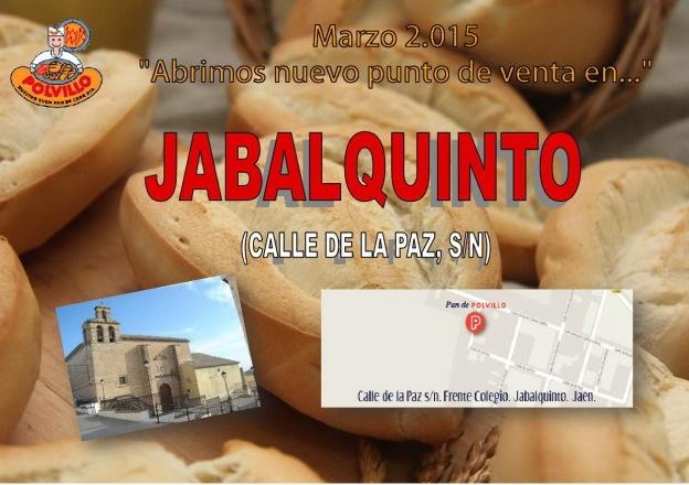 panaderia jabalquinto