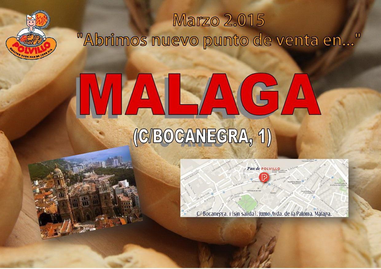 franquicia panaderia malaga