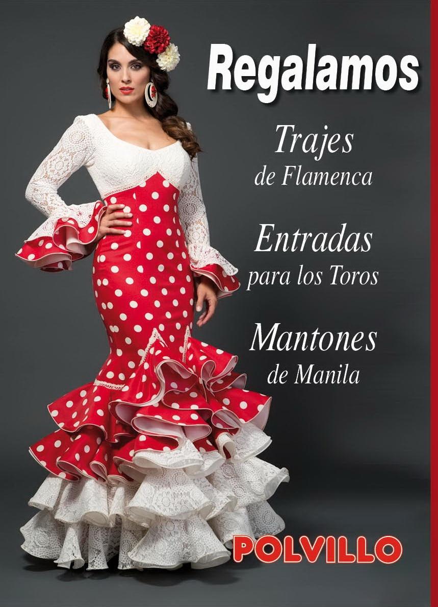 regalo traje flamenca 2015