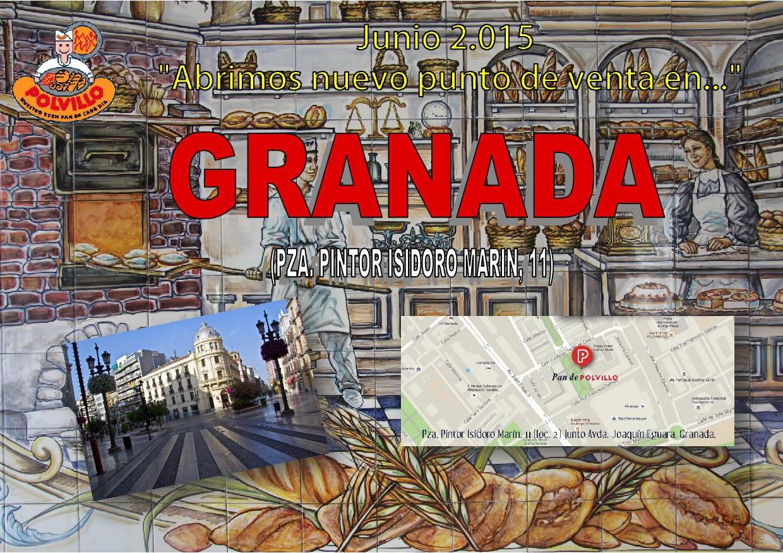Panadería Polvillo Granada