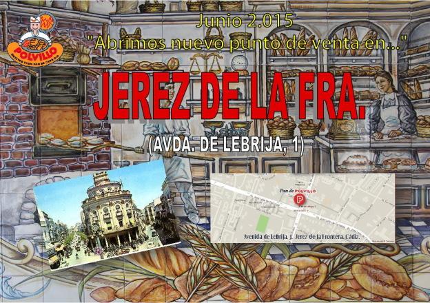 Panaderia Polvillo Jerez