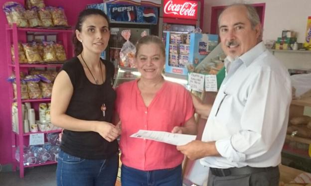 Ganador polvillo Córdoba