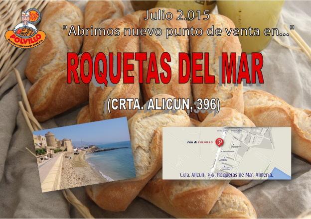 Panaderia Polvillo Roquetas de Mar