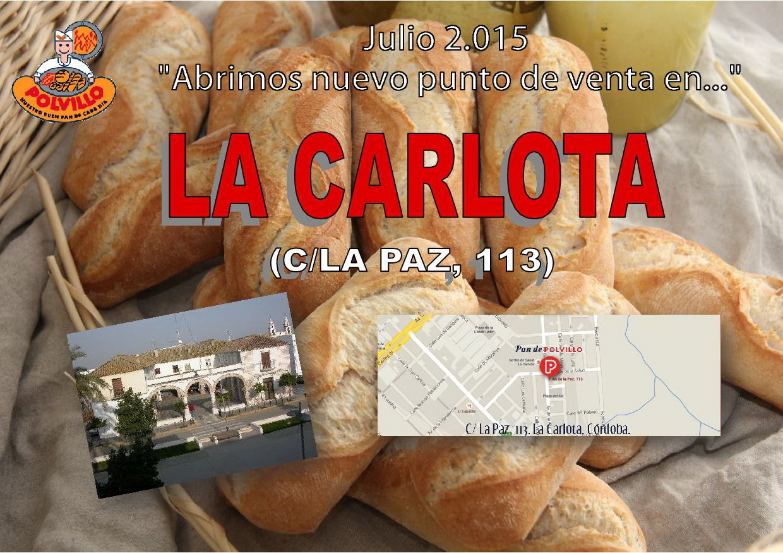 Panaderia polvillo La Carlota