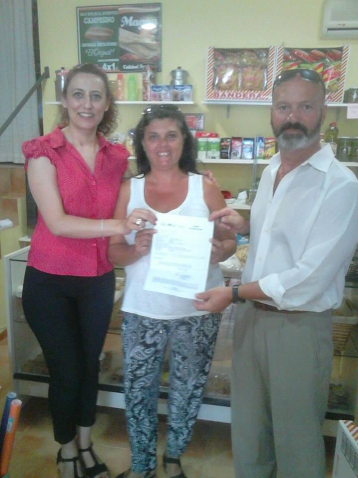 Ganador Polvillo Puerto Real