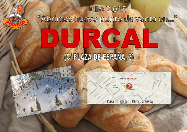 panaderia polvillo Durcal