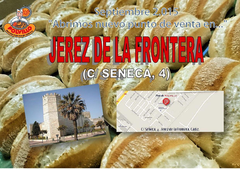 Panadería Polvillo Jerez, Calle Seneca