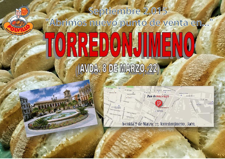Panaderia Polvillo Torredonjimeno, Avenida 8 marzo