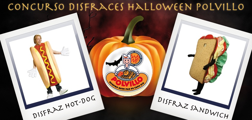 Concurso disfraces halloween polvillo