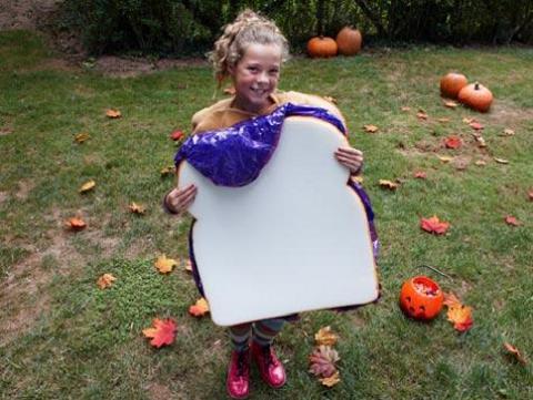 disfraz sandwich