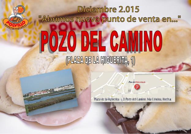 Apertura panaderia polvillo pozo del camino, isla cristina