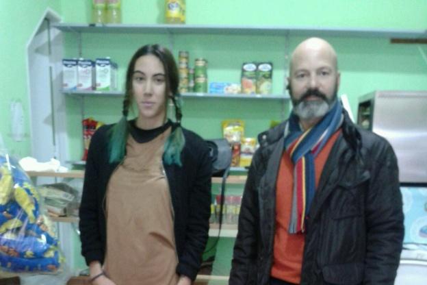 Noelia Carpio Ganadora supercesta de navidad, Jerez