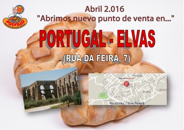 Apertura Panader A Portugal Elvas Rua Da Feria