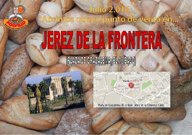 Apertura Panader A Jerez De La Frontera Plaza De Grazalema Bl Bajo