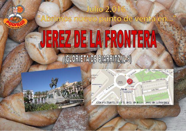 Apertura Panader A Jerez De La Frontera Glorieta De Biarritz L