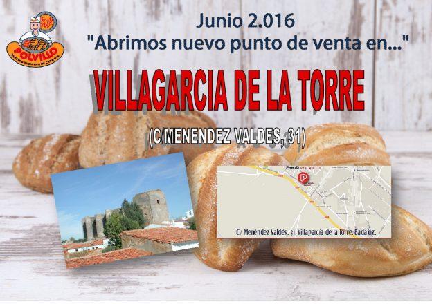 Apertura panader a villagarcia de la torre polvillo - Contactos en villagarcia ...