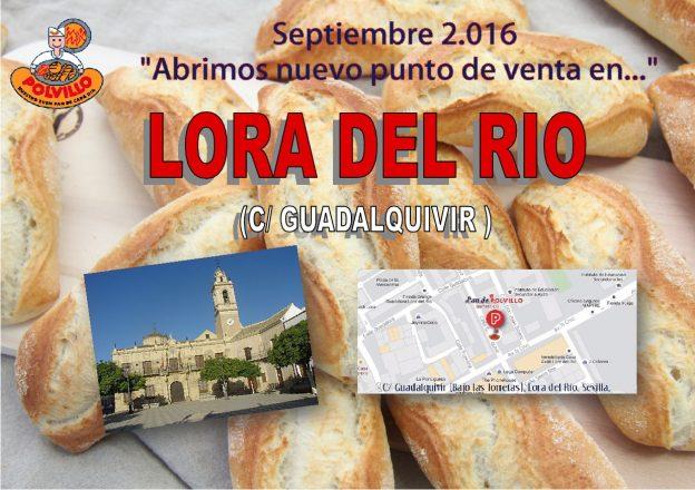 Apertura Panader A C Guadalquivir Lora Del R O Sevilla