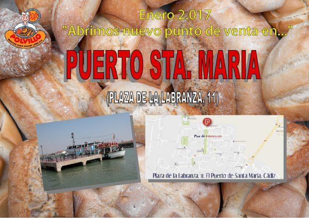 Apertura Panader A En Plaza De La Labranza Puerto De Sta Mar A C Diz