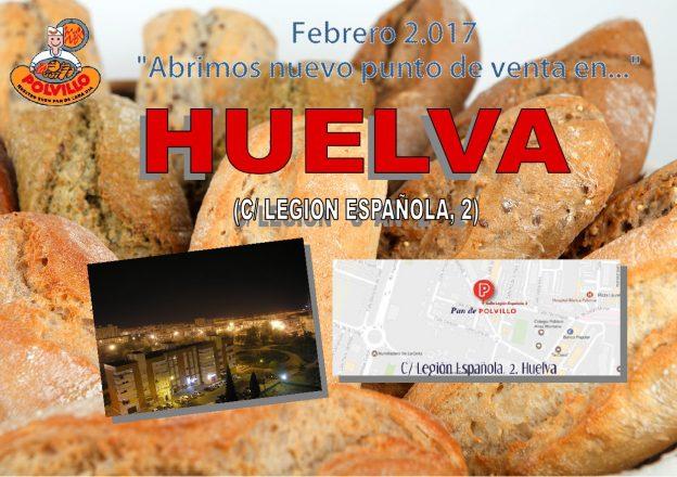 Panadería en Huelva