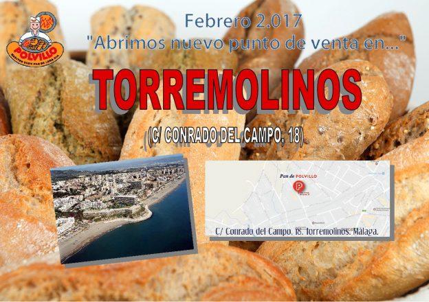 Panadería en Torremolinos