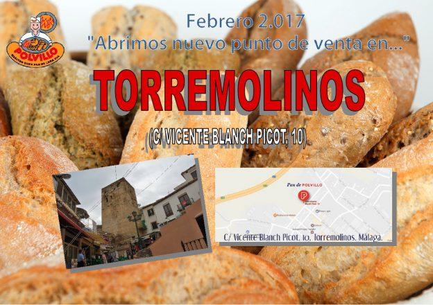 Panadería en Torremilnos