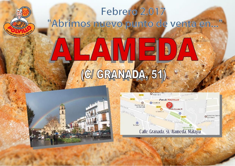 Panaderia en Alameda