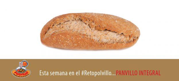 pan integral en tienda Polvillo