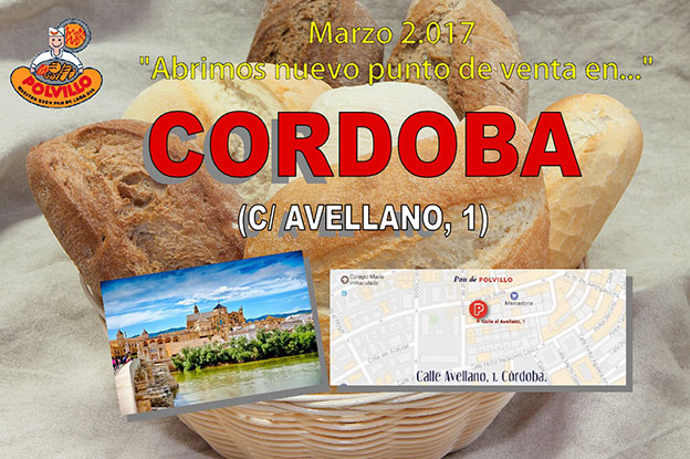 Panaderia de Córdoba