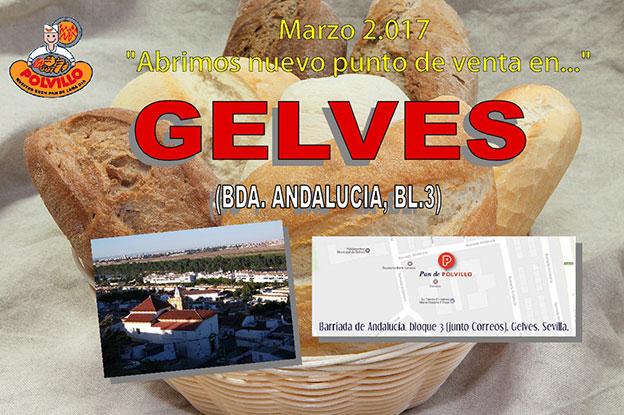 Panaderia en Sevilla