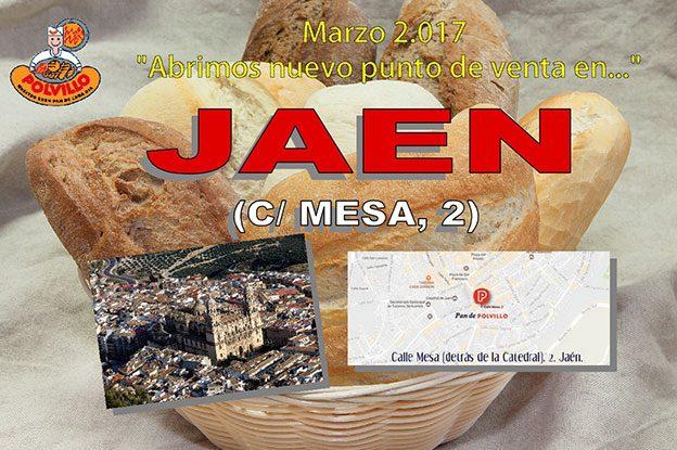 Panaderia en Jaen