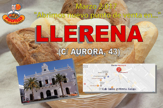 Panaderia en Badajoz