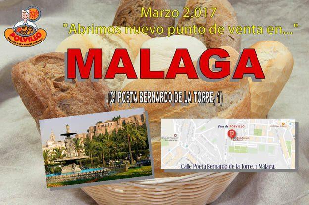 Panaderia en Malaga