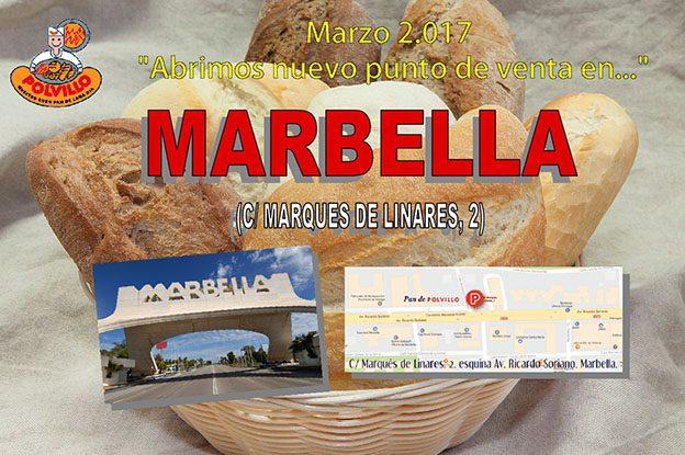 Panaderia en Marbella