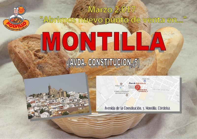 Panaderia Polvillo Montilla