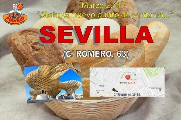 Tienda Polvillo Sevilla