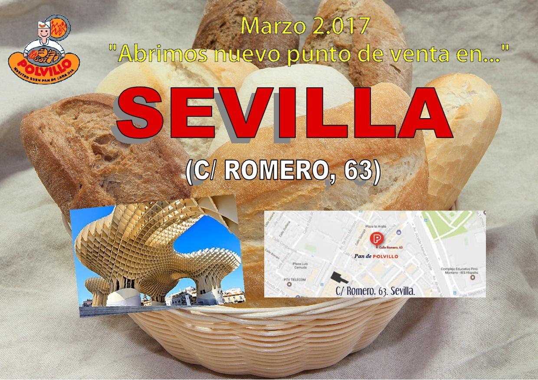 Panaderia Polvillo Sevilla