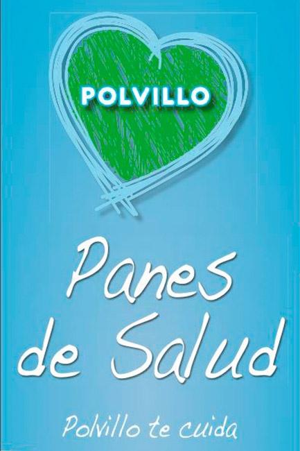 Panes de salud Polvillo