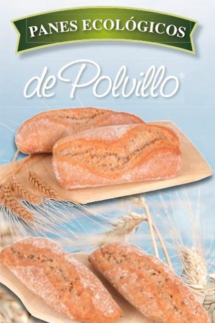 panes ecologicos de Polvillo
